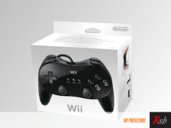 Wii CLASSIC PRO PAL (CONTROL)