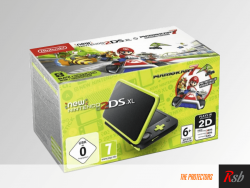 Nintendo New 2DS XL (KONSOL)