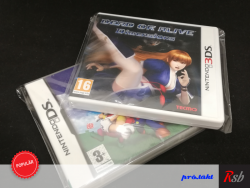 Plastic Sleeve DS, 3DS (GAME)