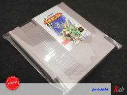 Plastic Sleeve NES (CART)