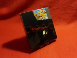 NES Cart (GAME+DUSTCOVER)