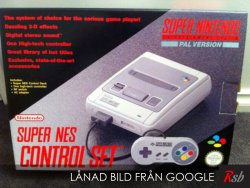 Super Nintendo Control Set...